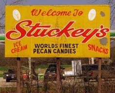Stuckey's Billboard's | Old Stuckey's Billboard | Flickr - Photo Sharing!
