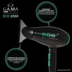 GAMA ECO2000 #hairdryer with 40% energy saving: ecological and quick styling! #gamaprofessional #Gama #Gamaitalia #beautytechnology #capelli #asciugacapelli #phon #hair #dryer #dryers #hairdryers #blowdry #blowdryer www.gamaprofessional.it/Asciugacapelli/ECO