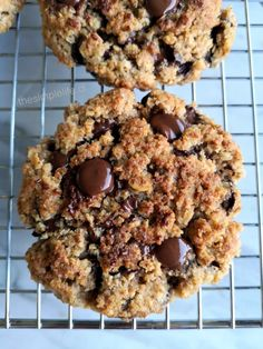 Sweet Recipes, Real Food Recipes, Cookie Recipes, Healthy Recipes, Sin Gluten, Biscotti, Cookies, Breakfast, Desserts