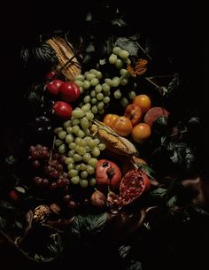 Guido #Mocafico  Nature morte aux fruits.  © 2008.