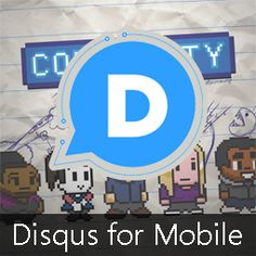 How to Enable Disqus for Mobile? | The Tricks Lab