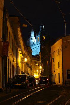 São Vicente de Fora Church, Lisbon by carlosmromasantos