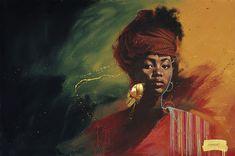 african queen by alfons kiefer