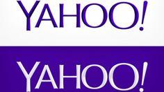 Yahoo officially reveals its new logo
