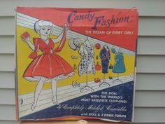 Vintage Deluxe Reading Candy Fashion Doll Set Looks Complete   eBay
