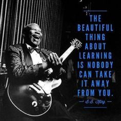 B.B. King #quote