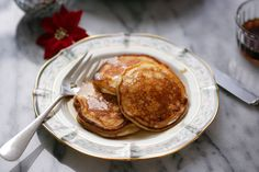 Light, Fluffy and Rich Pancakes by Mark Bittman