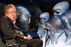 Stephen Hawking alerta: ''Alienígenas maus poderiam destruir a humanidade facilmente, seriamos como formigas'' ~ Sempre Questione