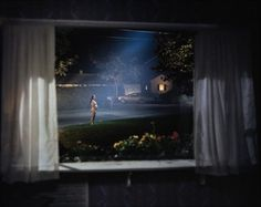 View Untitled, 1999 Sleep Walker, from the series Twilight by Gregory Crewdson on artnet. Browse upcoming and past auction lots by Gregory Crewdson. Narrative Photography, Cinematic Photography, Photography Projects, Fine Art Photography, Window Photography, Photography 2017, Editorial Photography, Gregory Crewdson Photography, Blue Neighbourhood