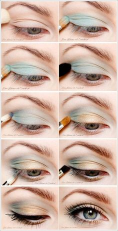 Blue Makeup | Beauty Ideas