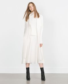 MILITARY STYLE COAT-MUST HAVES-WOMAN   ZARA United States