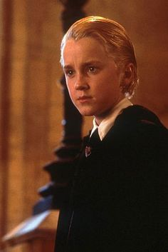 Draco Malfoy - this small child grew into a smoking hot man!
