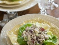 Raw Mock Tuna Salad