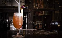 Singapore Sling - This extravagant cocktail was developed in 1915 by a bartender at the famous Raffles Hotel in Singapore. http://www.sbs.com.au/food/recipes/singapore-sling Singapore Sling, Cocktails To Try, Original Recipe, Recipe Collection, Bartender, Rum, Martini, Anton, Yummy Food