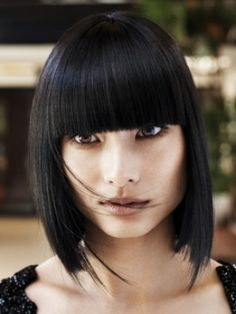 New Trendy Bob Hairstyle Ideas - If your hair lacks style, then you're in a definite need of a hairstyle change that will make you look radiant. Bob hairstyles are one of the most versatile hairstyles around. Go classic or go bold depending on what style suits you best and you will surely attract everyone's attention!