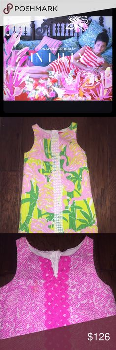 Lilly Pulitzer Bundle!!! 2 Lilly Pulitzer dresses and one romper. They are all from the Lilly for Target exclusive collection. 2 Large and 1 XL in girls but fit a size 2. I say that because that's the normal size I wear in Lilly and they fit me perfectly. Bundle up and save here! Or you can just buy one. They are listed separately in my closet. Thanks for looking 😘😘😘 Lilly Pulitzer for Target Dresses