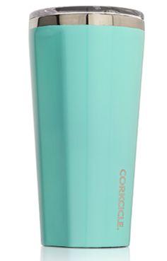 CORKCICLE 16 oz. Tumbler- Turquoise