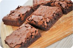 Amazing Brownies - Lemon Sugar