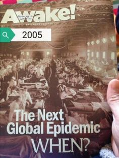 Coronavirus: How Jehovah Witness predicted the source of the outbreak since 2005 Christian Organizations, Jehovah S Witnesses, Jehovah's Witnesses Beliefs, Medical Journals, Bible Truth, Bible Scriptures, Jw Bible, Encouragement Quotes, 15 Years