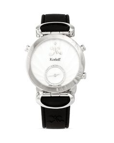 TBZ Jewellers Offers Special Price at Rs.1.13 Lacs On Korloff Paris Wrist Watches in Hyderabad