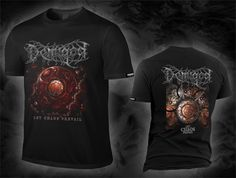 "DEMIGOD ""let chaos prevail / album cover"", T-Shirt"