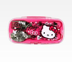 Hello Kitty Spoon & Fork Set: Squiggle