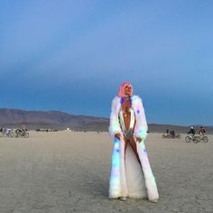 """Allegra Mariani (@allegramariani) sur Instagram : """"Burning Man is finished, my soul is still there Dreamy place✨ #burningman2016 #playa…"""""""