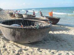 The beaches of Hoi Ann