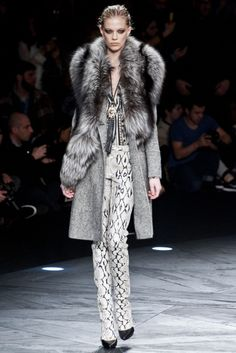 ROBERTO CAVALLI FALL 2014 RTW - The Cut