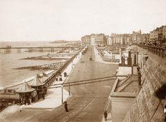 Three Piers Brighton. 1890s