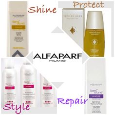 Alfaparf Milanos best products to keep winter hair soft and sexy!