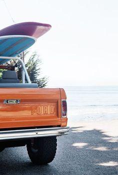 Ford Bronco Love.