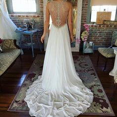 looking gorgeous from all angles wearing Sophia Tolli Joanne - Style No. Y21435 ~ we ❤ this! moncheribridals.com