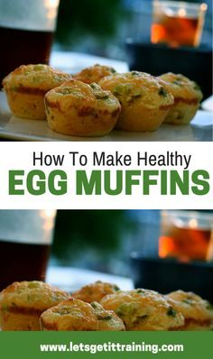 How to Make Healthy Egg Muffins: Quality Breakfast Made Quick and Easy