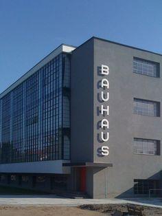 Dessau, Bauhaus - Summer 2012