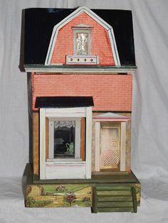 Dolls house around 1910, probably Gottschalk. established    eBay