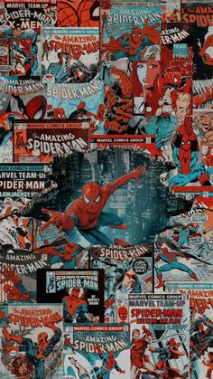 marvel ilustration Homem Aranha - Spider Man - Homem Aranha Desenho - Spider Man Far From Home - S. Cartoon Wallpaper, Man Wallpaper, Avengers Wallpaper, Retro Wallpaper, Iphone Wallpaper Marvel, Superhero Wallpaper Hd, Phone Wallpaper For Men, Walpaper Iphone, Marvel Comics