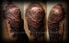 body armor tattoo - Szukaj w Google