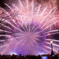 London, UK. 1st January 2012. by Paul Brock Photography, via Flickr