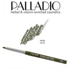 2 Pack Palladio Beauty Retractable Eye Liner Pencil 09 Olive *** Visit the image link more details. (This is an affiliate link and I receive a commission for the sales) #Eyeliner