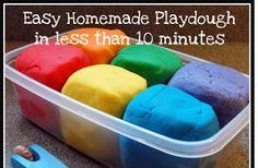 Milton Early Education Blog: PlayDough...PlayDough...PlayDough...