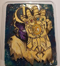 Avengers Infinity War cake