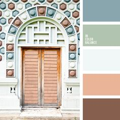Light, weightless palette does not burden catchy colors. Soft pastel shades have the smoothness and roundness. They are ideal as a base color for any modern interior. Blue-gray, pale green in harmony with the beige and brown. Dirty gray can be used to create fancy effects or abrasions antiquity.