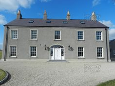PropertyPal Lists 17 Results For Property For Sale in Markethill, Search For These And Tens Of Thousands Of Other Properties Across Ireland & Northern Ireland. Farmhouse Contemporary, Ireland Homes, Georgian Homes, Window Styles, Cottage Interiors, Tiny House Design, Types Of Houses, House Front, Front Doors