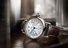 For purists of mechanical watches, take heart because there is a revival in the watch world of the faithful pulsometer or pulsograph, aka the doctor's watch. Longines' new Pulsometer chronograph takes its design cues from a 1920s model.