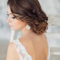 Elstyle - Pasadena, CA, United States. Wedding hair and makeup