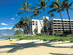 Sugar Beach Resort  Kihei, Maui ........ CHECK!!!! love this place with all my heart.... its not a hotel, its a condo so it really feels like home.