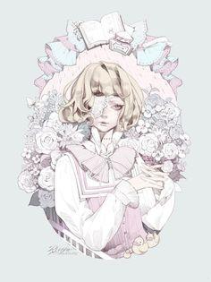 drawings of friends Manga Art, Manga Anime, Anime Art, Kunst Inspo, Art Inspo, Art And Illustration, Pretty Art, Cute Art, Fantasy Kunst
