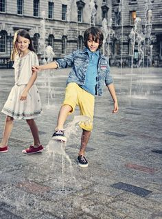 Lookbook colección Pepe Jeans London Junior & Kids | Agente-K