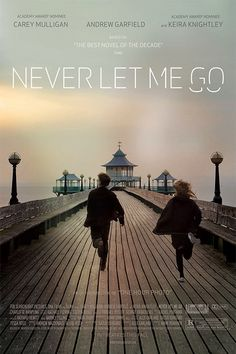 The official poster for Never Let Me Go, the upcoming indie drama starring Andrew Garfield, Keira Knightley and Carey Mulligan, has been released by Fox Drama Movies, Hd Movies, Movies To Watch, Movies Online, Movies Free, Andrew Garfield, Never Let Me Go, Let It Be, Bon Film